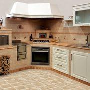 Costruire cucina in muratura