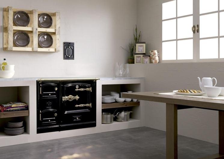 Cucina in muratura fai da te - Cucina mobili - Realizzare ...