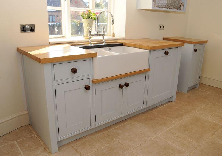 Cucine free standing - Cucina mobili - Modelli cucina
