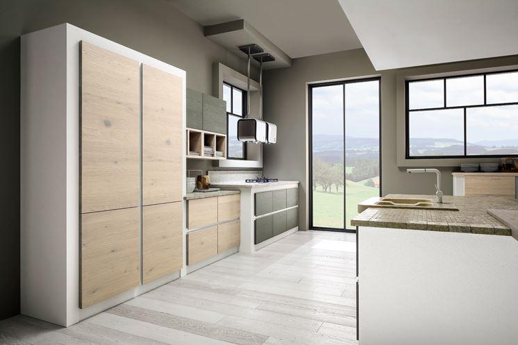 Le cucine in muratura moderne cucina mobili modelli cucina - Modelli di cucina in muratura ...