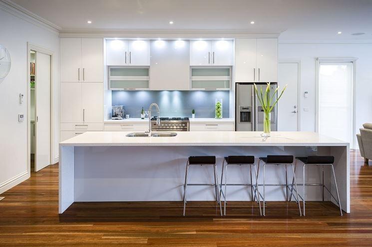 Mobili cucine bianchi