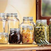 barattoli di vetro per alimenti