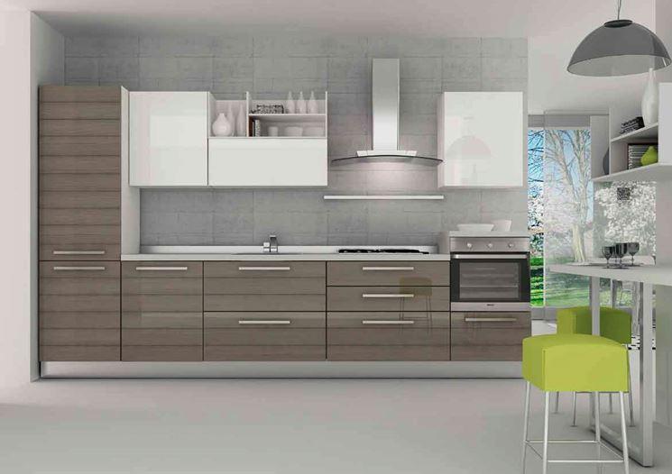 Progettare la cucina - Cucina mobili - Arredare cucina