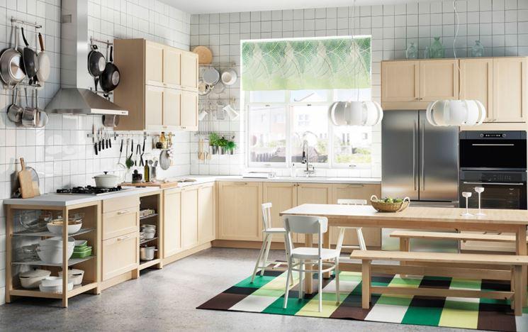Progettare una cucina cucina mobili come progettare la for Progettare bagno ikea