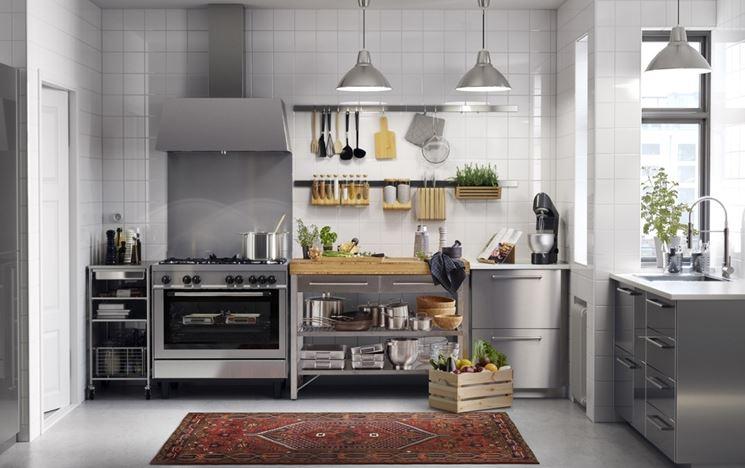 Progettare una cucina piccola
