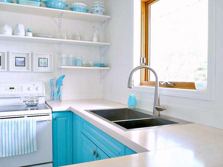 Proposte e soluzione per cucine su misura cucina mobili - Cucine a ferro di cavallo ...