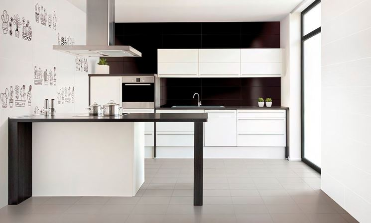 Cucine moderne immagini rivestimenti cucine moderne ispirazioni design dell 39 architettura - Rivestimenti cucina moderna pannelli ...