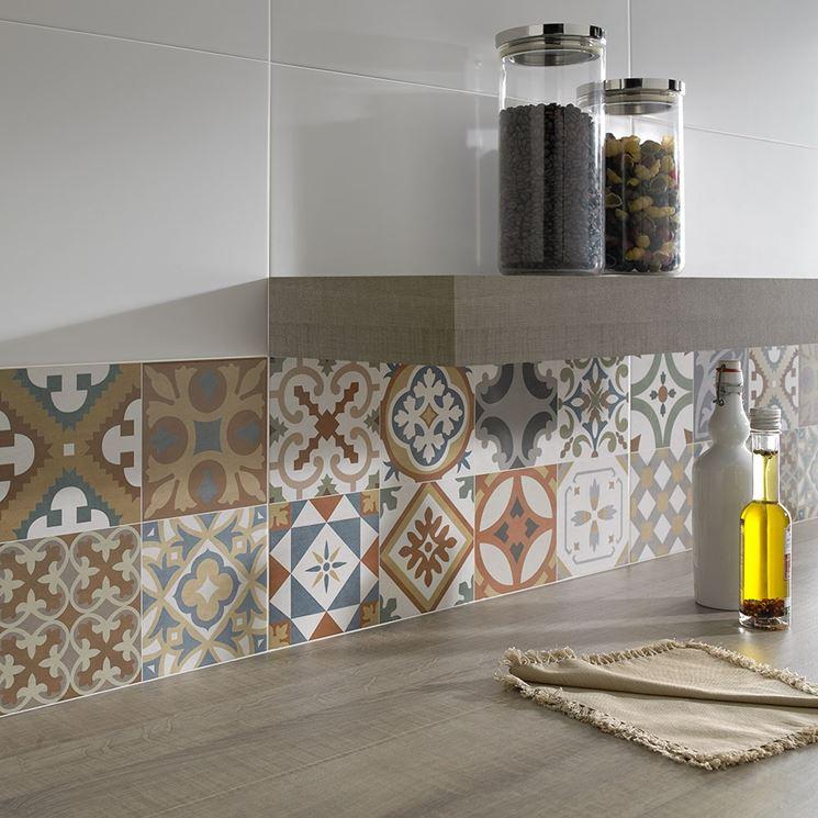 Rivestimento cucina moderna cucina mobili come for Rivestimento cucina