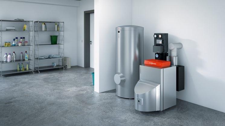 caldaia a condensazione impianti di riscaldamento come funziona una caldaia a condensazione. Black Bedroom Furniture Sets. Home Design Ideas
