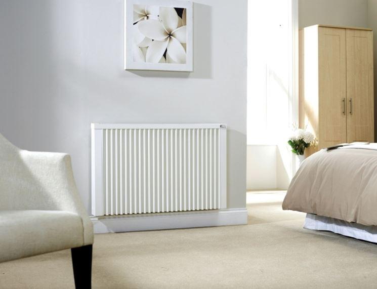Impianto di riscaldamento con termosifoni