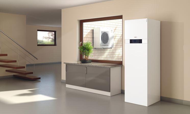 Risparmio energetico casa con caldaia