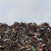 Montagna di spazzatura