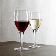 Calici per vino bianco e rosso