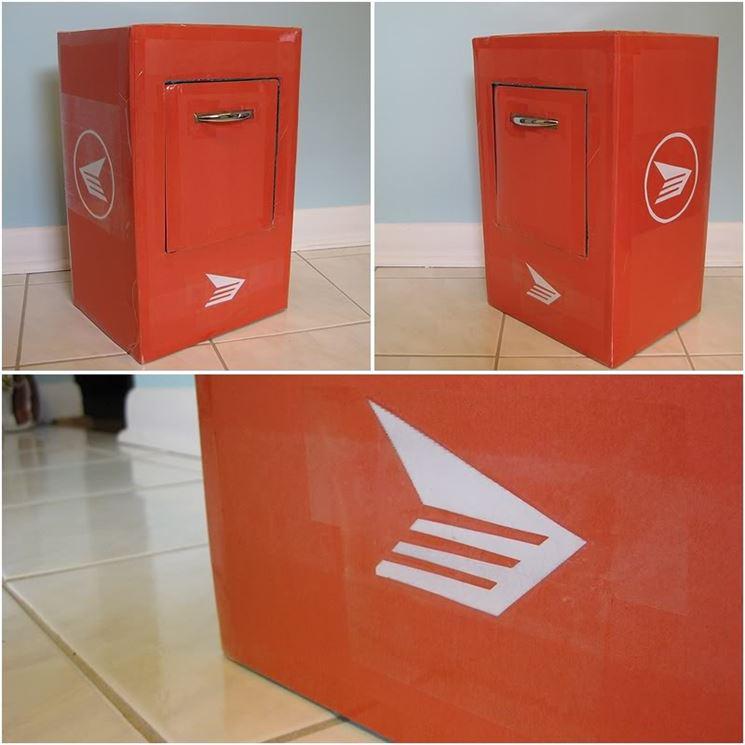 Cassetta postale americana fai da te
