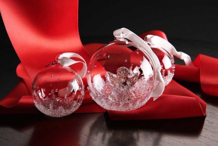 palline in cristallo Swarovski