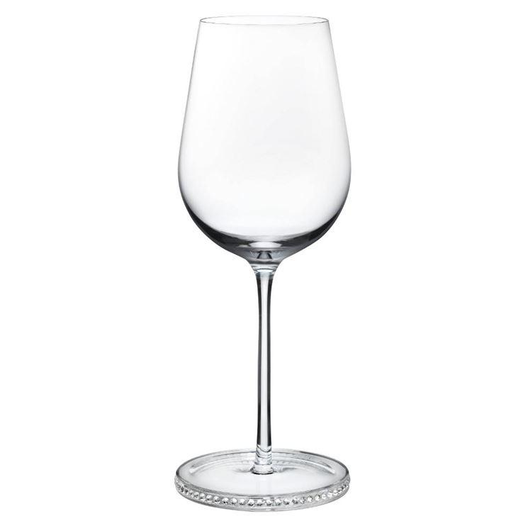 bicchiere in cristallo swarovski