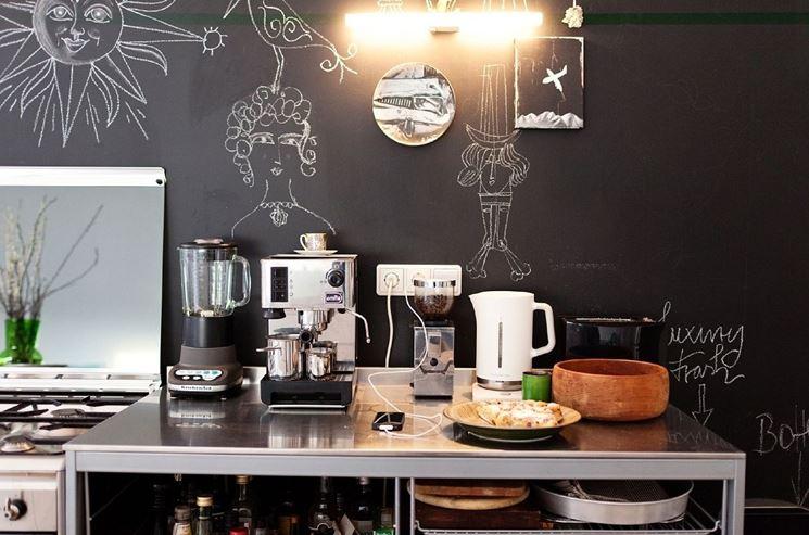 Lavagna in cucina - Oggetti per la casa - Lavagnetta