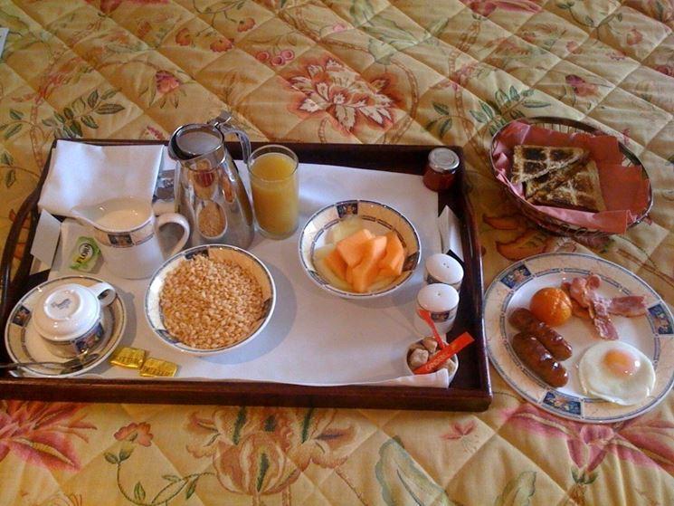 Set colazione all'inglese