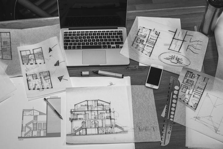 Progetto di un architetto