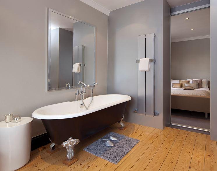 Foto termoarredo bagno