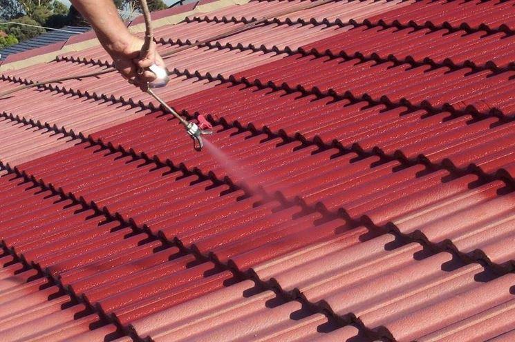 Ristrutturazione del tetto