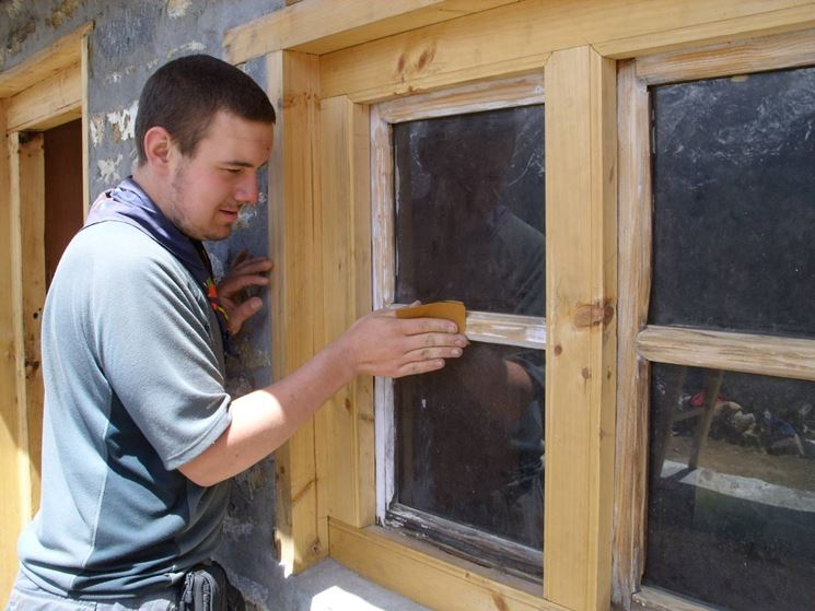Ristrutturazione delle finestre