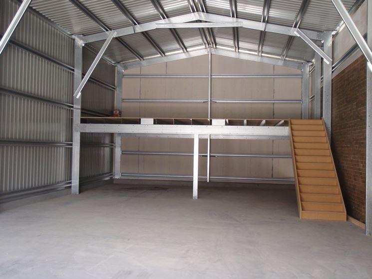 soppalco garage ristrutturare costruire soppalco