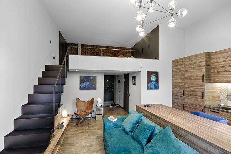 Soppalco appartamento