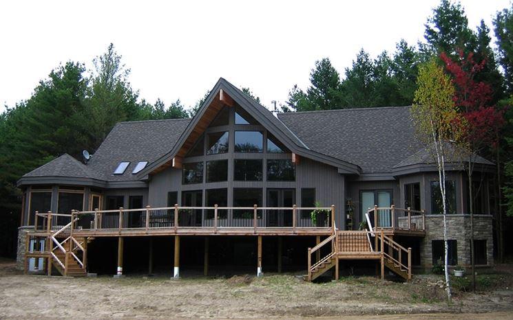 Casa ecologica di Todd Edmunds