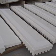 Un modello di gradini prefabbricati