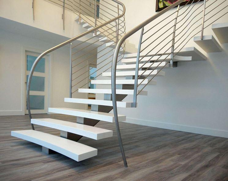 Progettare le scale - Scale interne - Come progettare la scala di casa