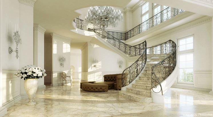 Progettare le scale scale interne come progettare la for Progettare interni casa
