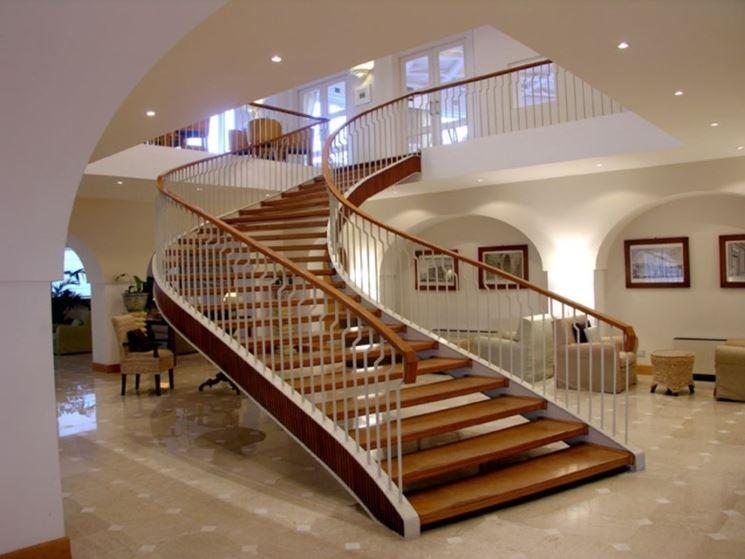 Progettazione scale interne scale interne come - Disegni di scale interne ...