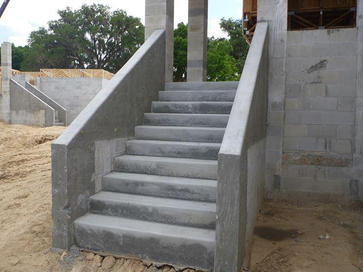 Scale esterne in muratura scale interne scale in muratura per esterno - Tipologia di scale ...