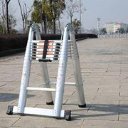 Scala in alluminio allungabile