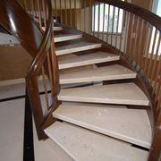 Scale legno interni