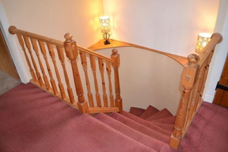 Scale in legno per interni scale interne materiale - Scale rivestite in legno per interni ...