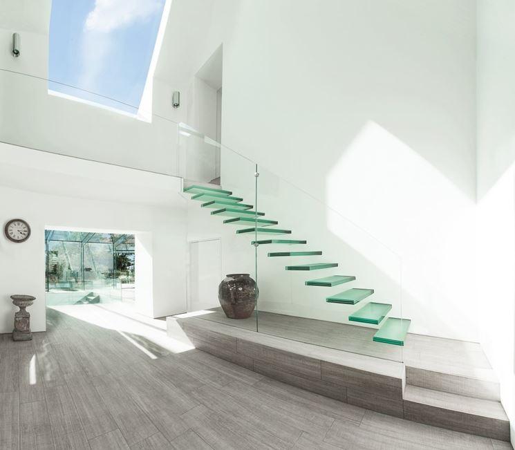 Scale per interni scale interne tipi di scale interne - Scale design per interni ...