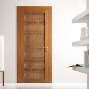 porta interna decorata