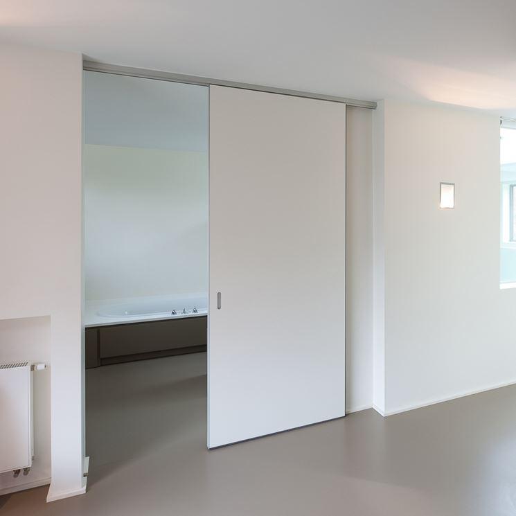 Porte scorrevoli come creare nuovi spazi