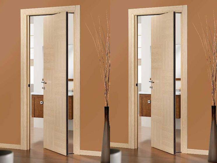 Porte rototraslanti serramenti funzionamento porte - Porte a libro per interni ...