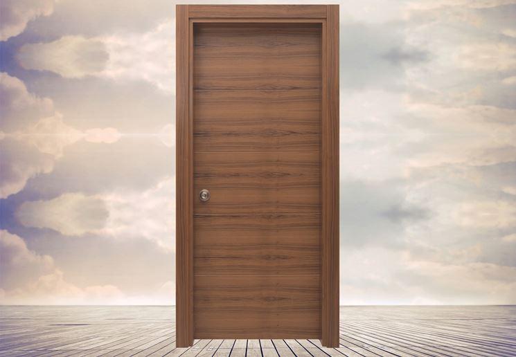 Porte tagliafuoco in legno serramenti sistemi antincendio for Porte tagliafuoco
