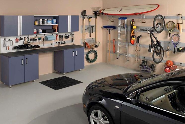 Riprogettare il garage