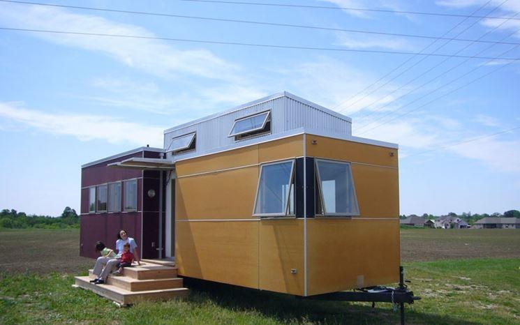 Un esempio di house truck