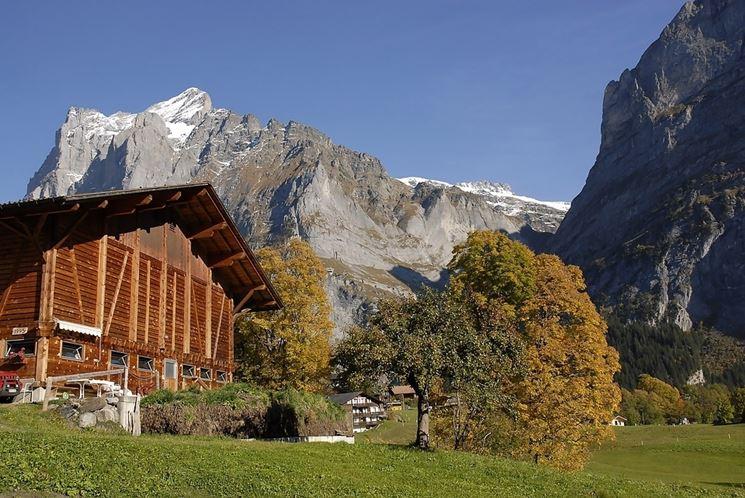 Casa in montagna sistemare casa casa di montagna for Sistemare casa