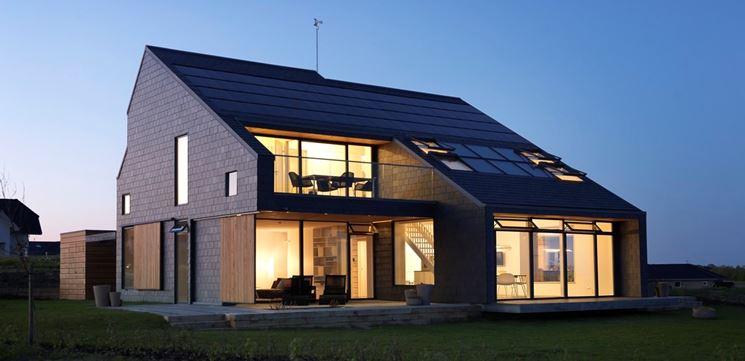 La prima casa attiva in Danimarca