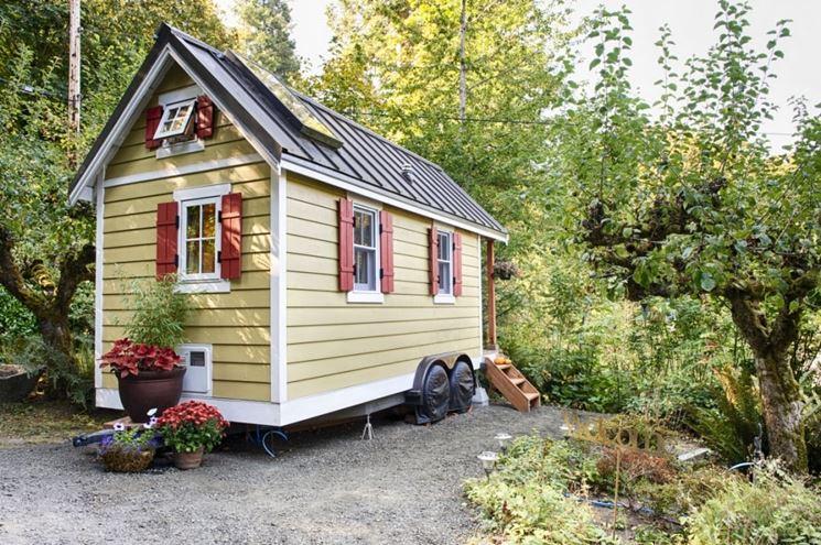 casa mobile su ruote