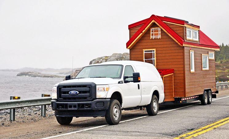 trasporto casa mobile