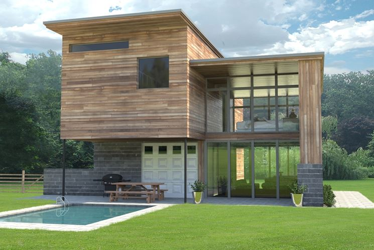 Case moderne sistemare casa caratteristiche delle case - Abitazioni moderne ...