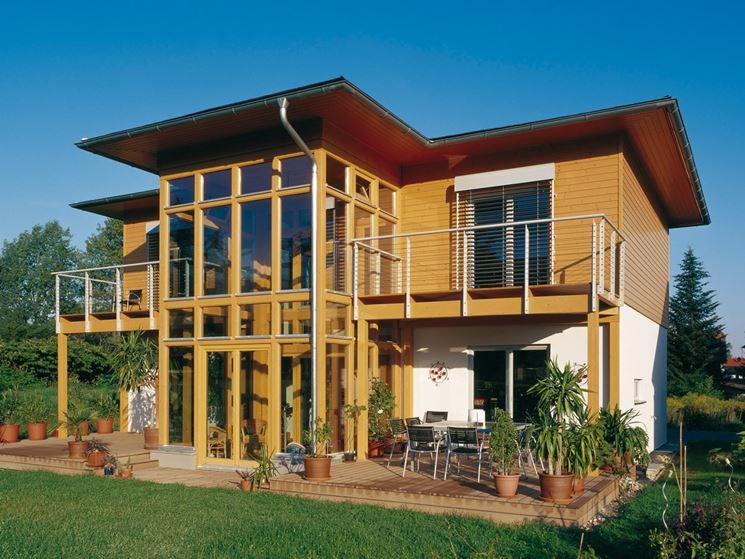 Esempio di edilizia biosostenibile
